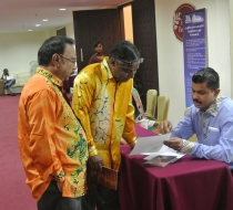 கெடா மாநில இம்பாக் நற்சான்றிதழ் வழங்கும் விழா 2014