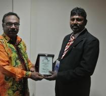 பினாங்கு மாநில இம்பாக் நற்சான்றிதழ் வழங்கும் விழா 2014